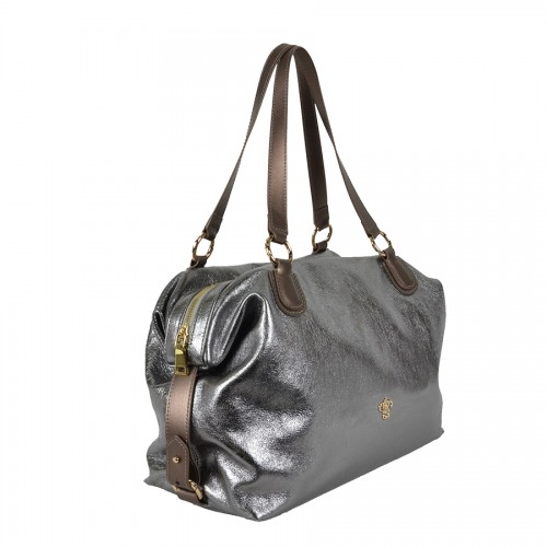 Bowling Bag Mousse Silver