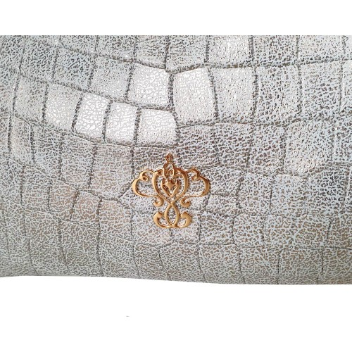 Clutch Nasty Bag in pelle